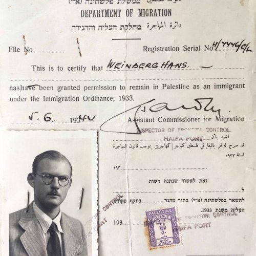 Aus dem Schweizer Exil ins deutsche KZ