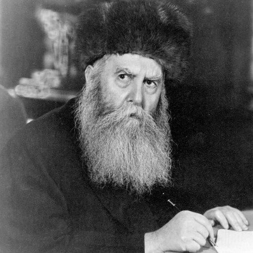Rabbi Schneersohns Rettung