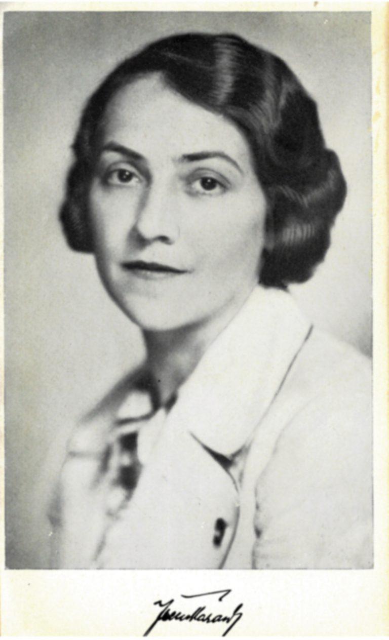Irene Harand, ca. 1935 Ephelant Verlag, Wien
