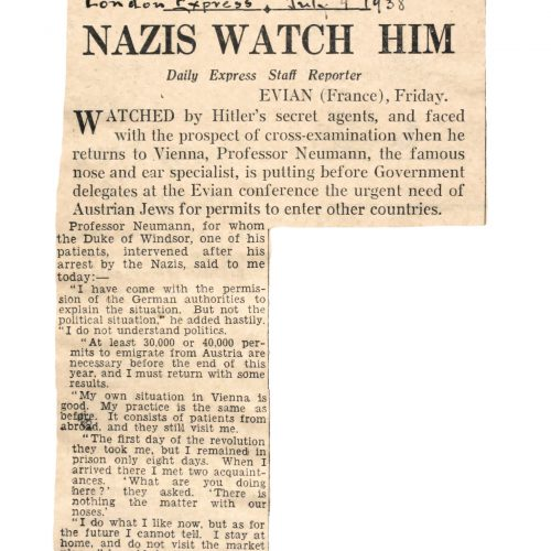 Im Visier von SD und Gestapo