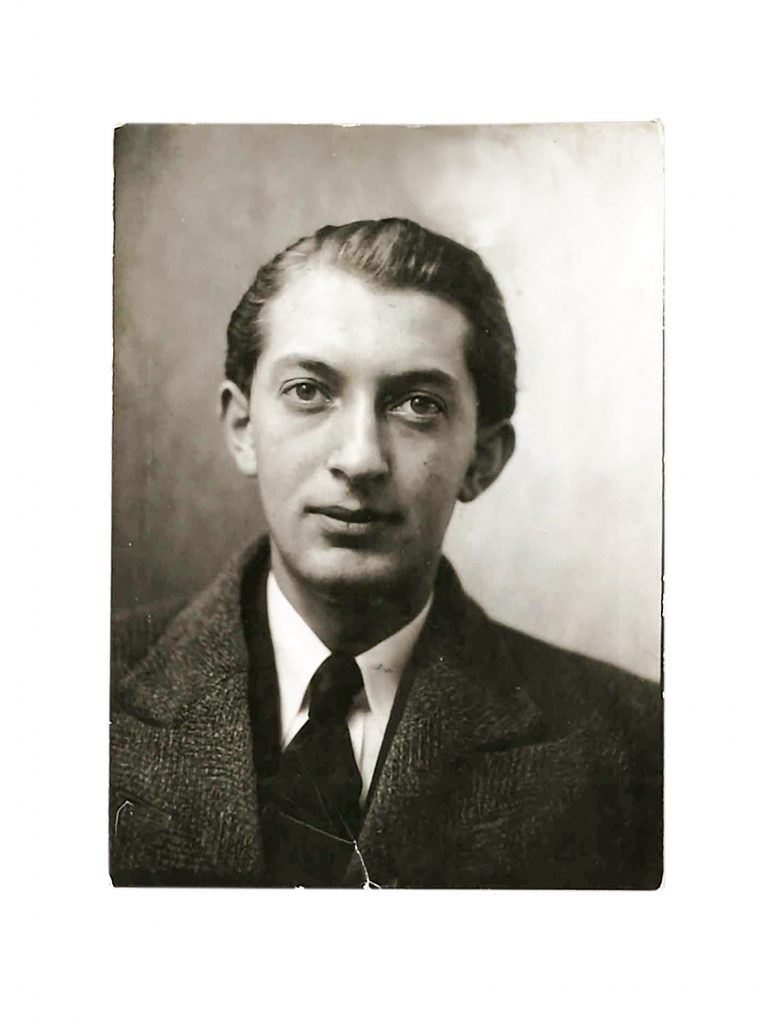 Johann Békessy, 1933 The Austro-Hungarian journalist of Jewish background János Békessy – an open opponent of Hitler – has used the pen name Hans Habe since 1937. Archives d'Etat de Genève, Genf