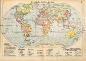 Die Konferenz und die politische Weltordnung von 1938