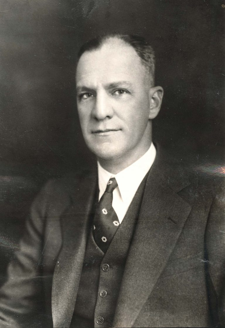 George Louis Brandt, ca. 1935 National Archives Personnel Records Center, St. Louis, MO