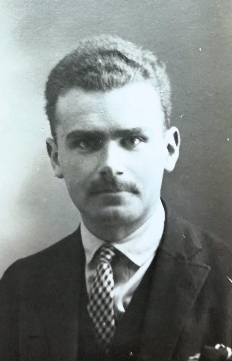 Louis Baron Brincard, ca. 1929 Ausweisfoto aus seiner Personalakte Archives diplomatiques du Ministère des Affaires étrangères, La Courneuve