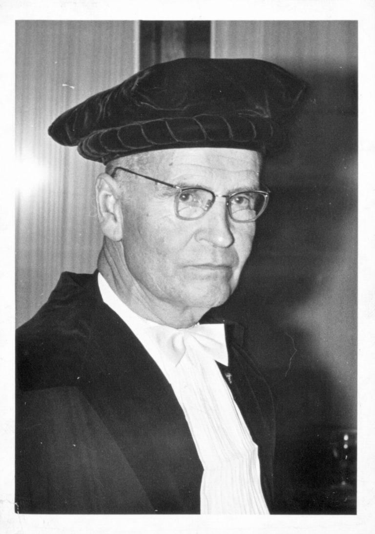 Johannes Petrus Hooykaas, undatiert Collectie Universiteitsmuseum Utrecht, Inv. Nr. 0285-3463