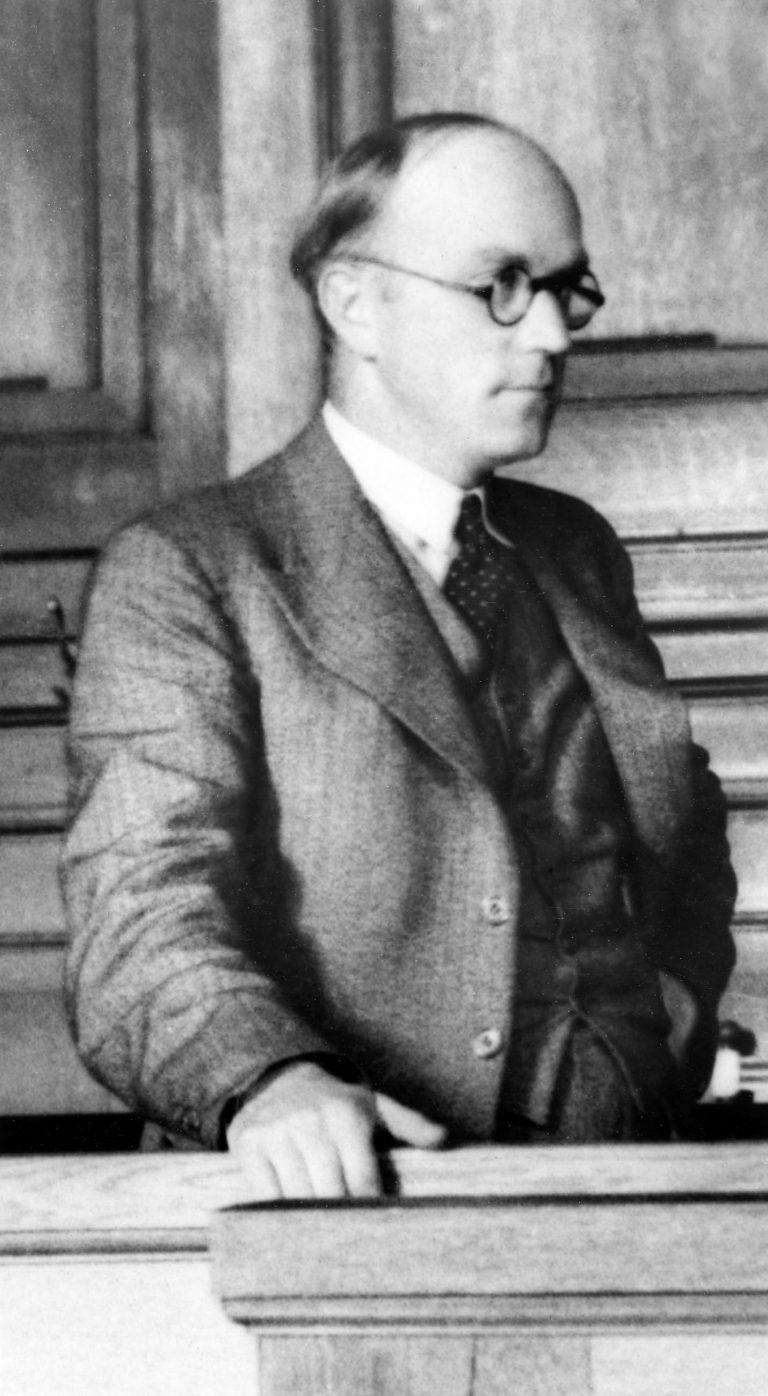 Finn Moe, ca. 1935 Oslo-Museum, Oslo