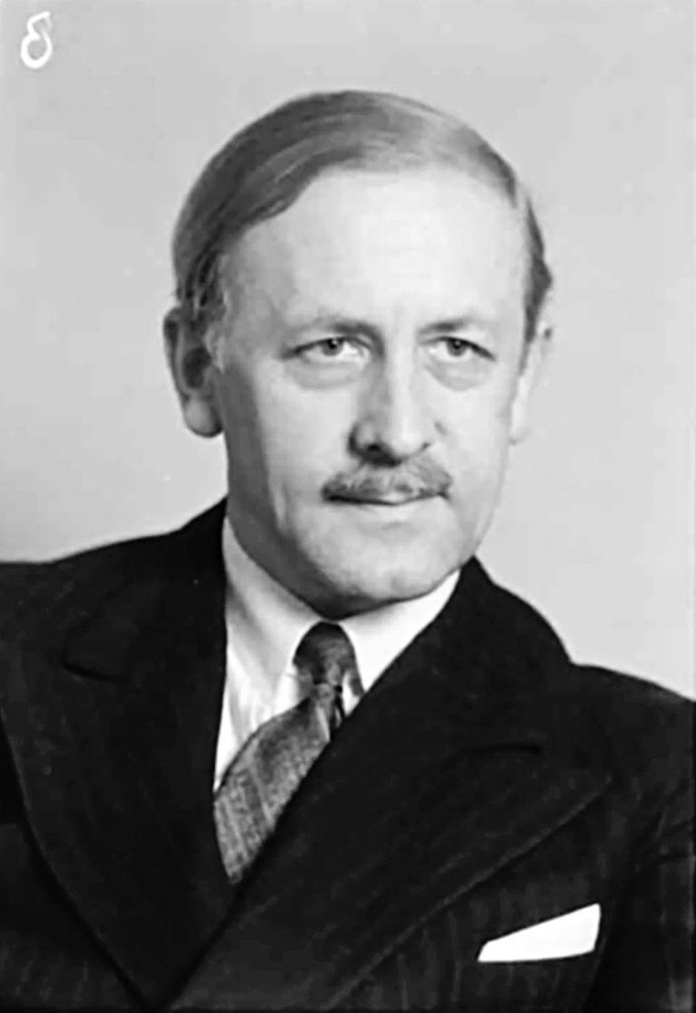 Heinrich Rothmund, 1934 Staatsarchiv des Kantons Bern, FN Jost N 4516