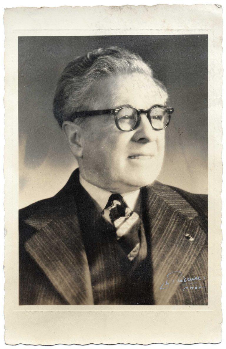Jesús María Yepes Herrera, ca. 1938 Privatbesitz Familie Yepes / Uprimny