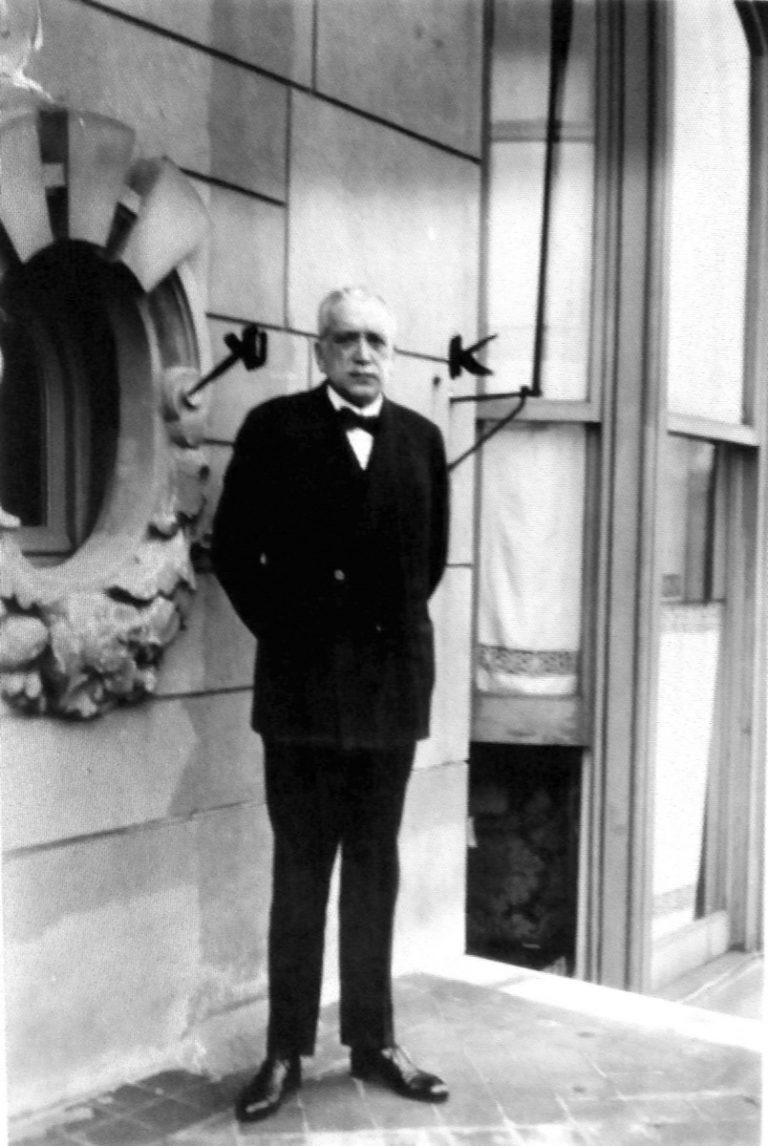 Tomás Alberto Le Breton, ca. 1930 Archivo del Ministerio de Relaciones Exteriores y Culto, Buenos Aires