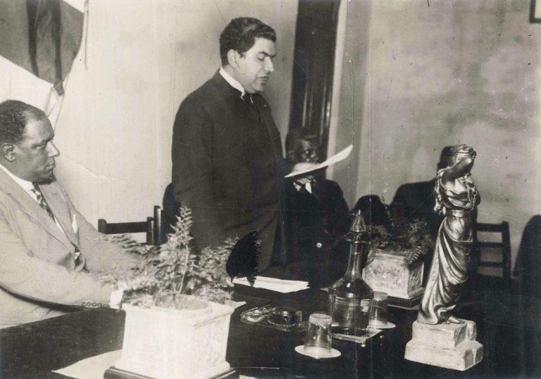 Alfredo Carbonell Debali, undated Archivo Histórico-Diplomático, Ministerio de Relaciones Exteriores, Montevideo