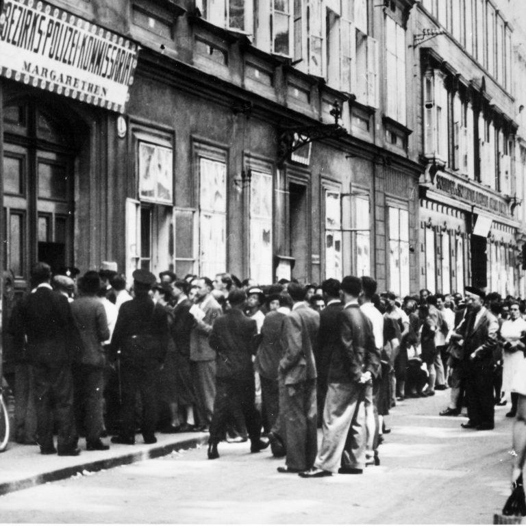 Flüchtlingskrise 1938